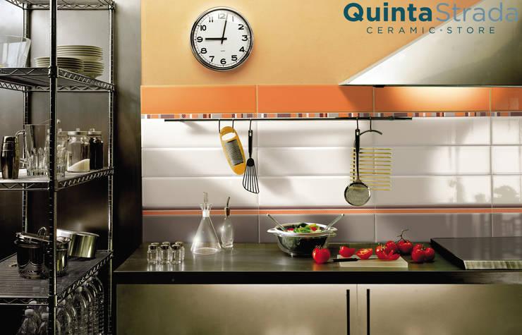 Kitchen by Quinta Strada - Ceramic Store
