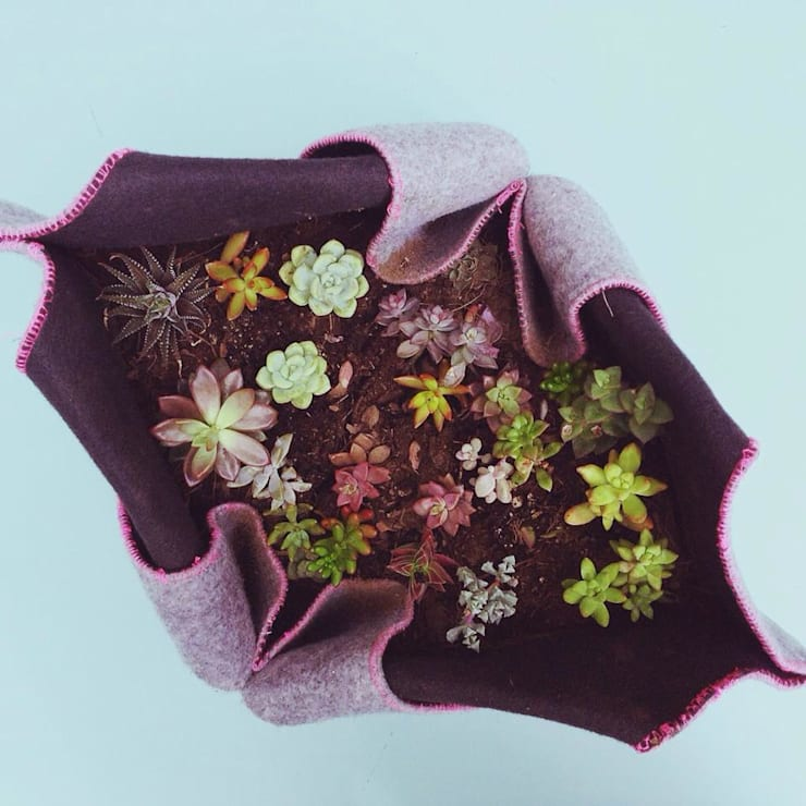 Maszeta: Jardín de estilo  por Cristina Orozco Cuevas