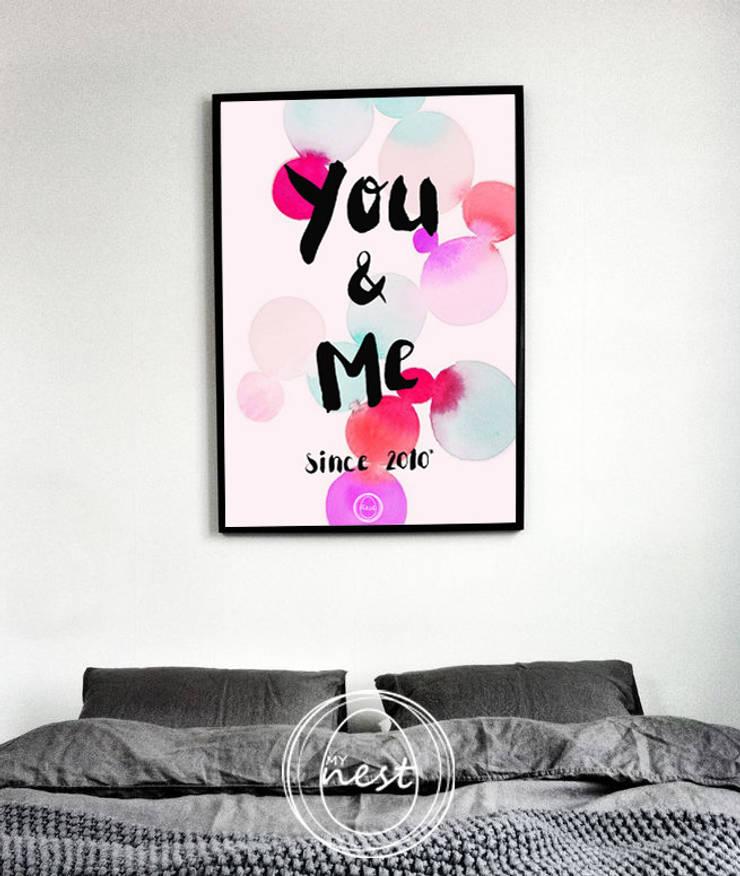 You&Me: Casa  por MyNest
