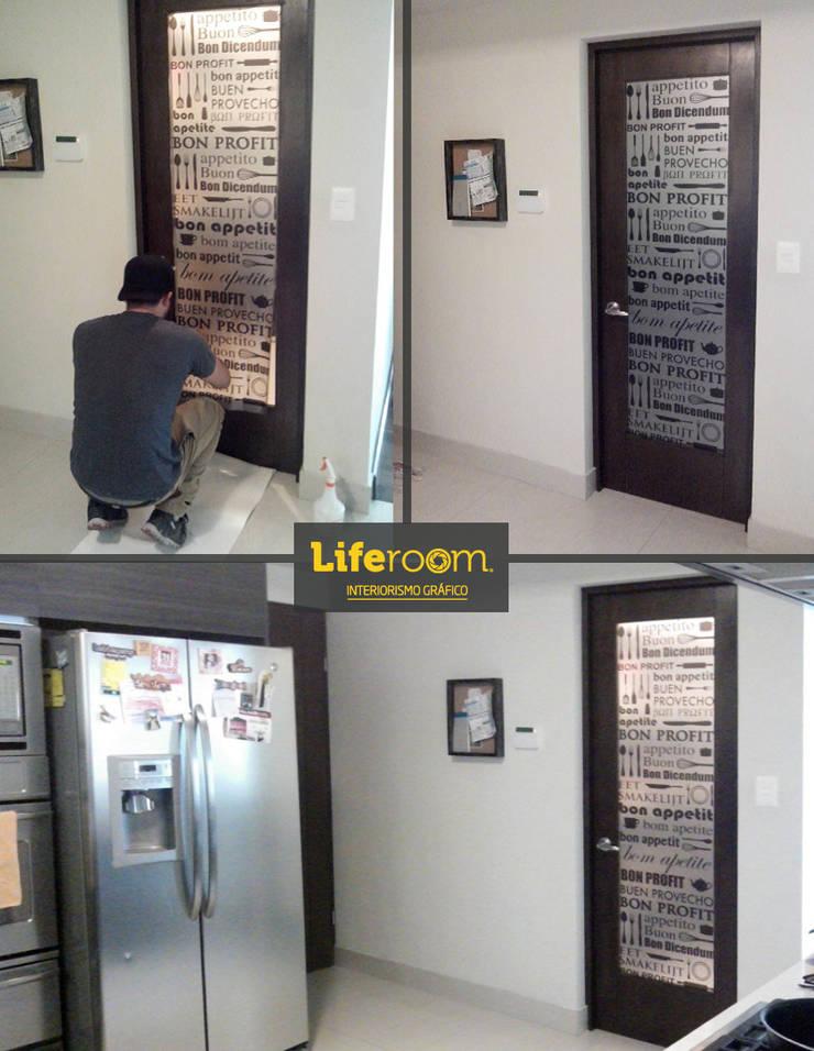 Puerta de Cocina de Liferoom