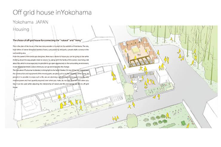 off glid house in yokohama: abanba inc.が手掛けたです。