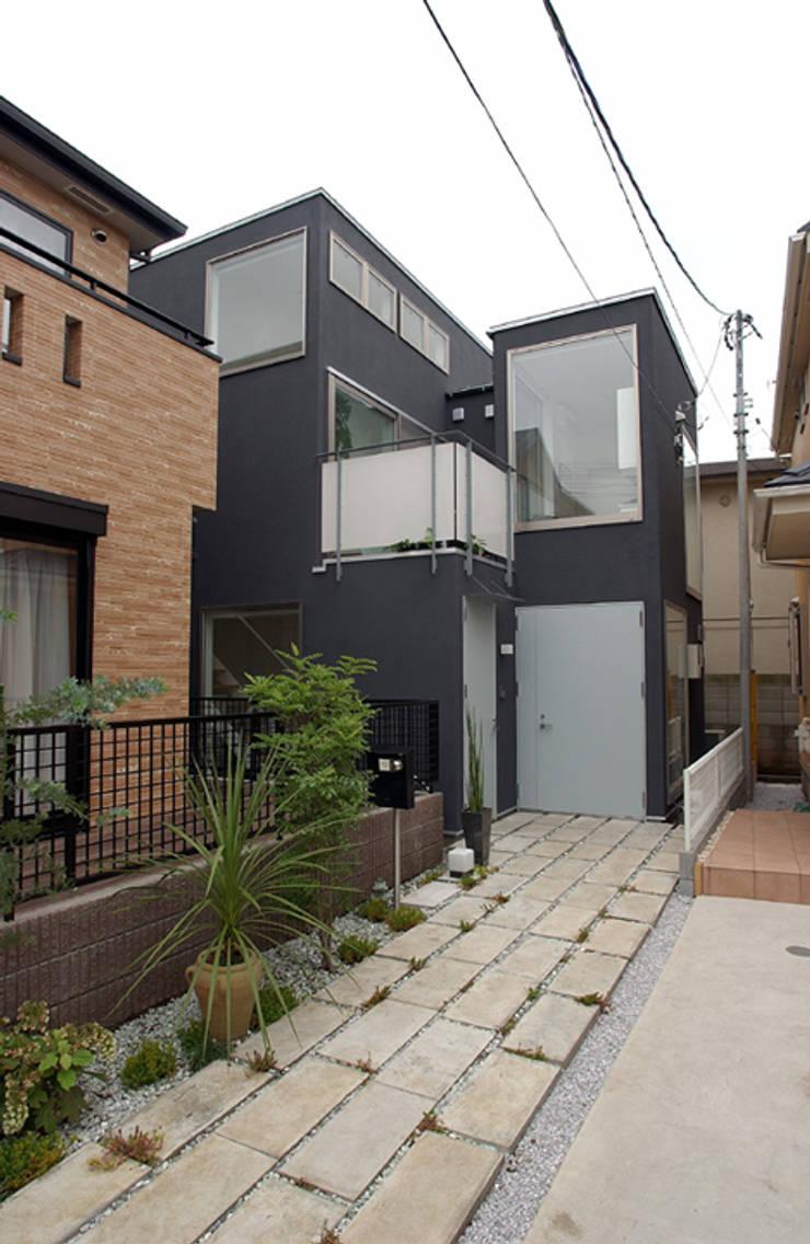 小金井の家: hamanakadesignstudioが手掛けた家です。,