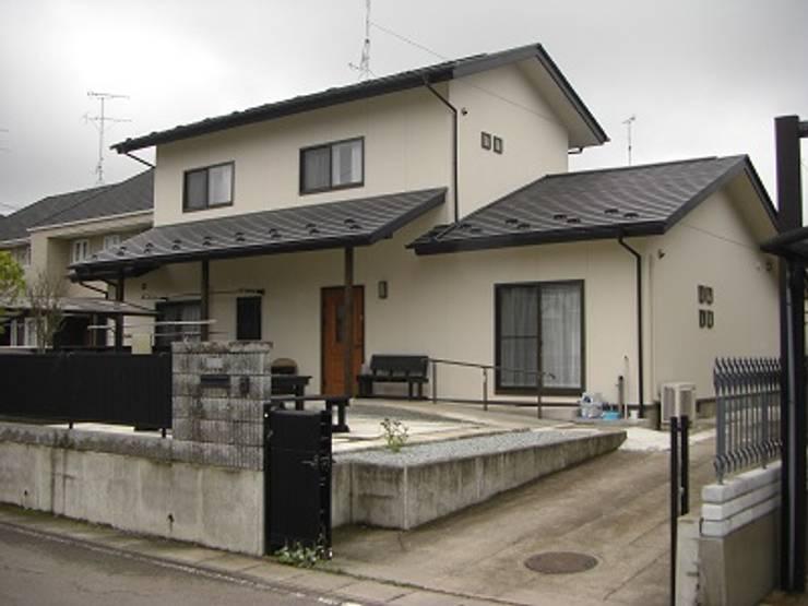 บ้านและที่อยู่อาศัย โดย 羽鳥建築設計室, เอเชียน
