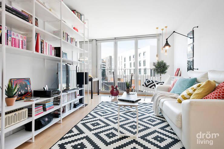 Phòng khách by Dröm Living