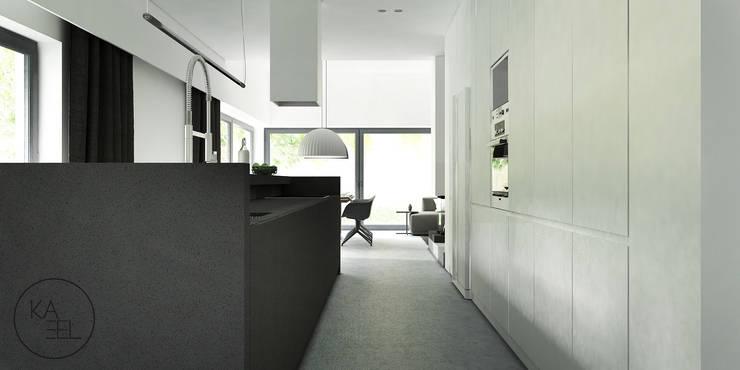 PIEKARSKIEGO: styl , w kategorii Kuchnia zaprojektowany przez KAEL Architekci