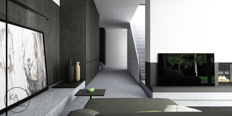 PIEKARSKIEGO: styl , w kategorii Korytarz, przedpokój zaprojektowany przez KAEL Architekci