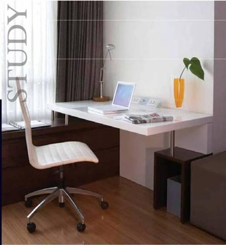 SANKALP:  Study/office by PADARRPAN ARCHITECTS