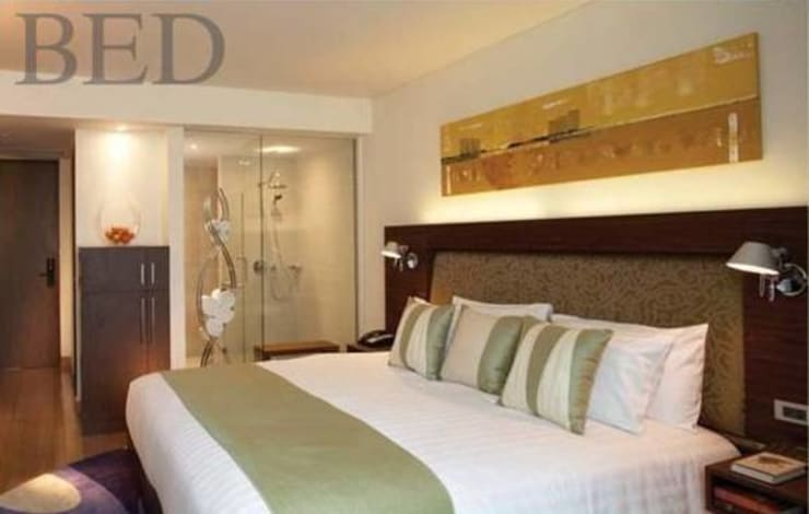 SANKALP:  Bedroom by PADARRPAN ARCHITECTS
