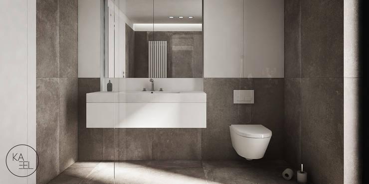 PIEKARSKIEGO: styl , w kategorii Łazienka zaprojektowany przez KAEL Architekci