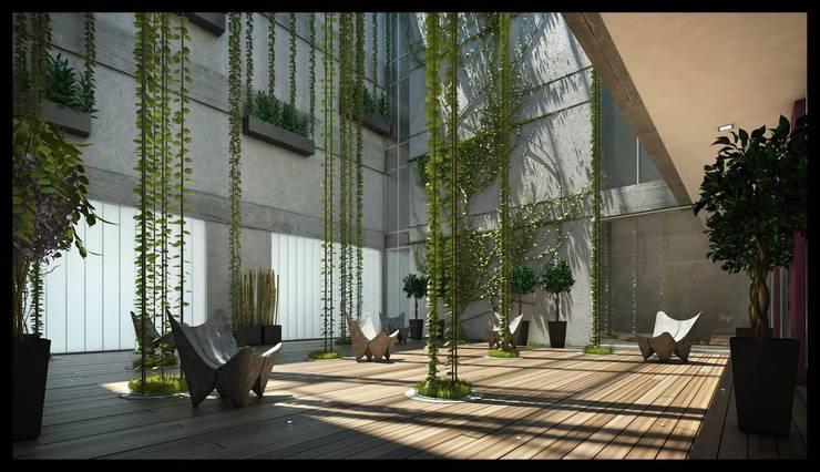 Alvear | 958:  de estilo  por Habitat Urbano Arquitectos