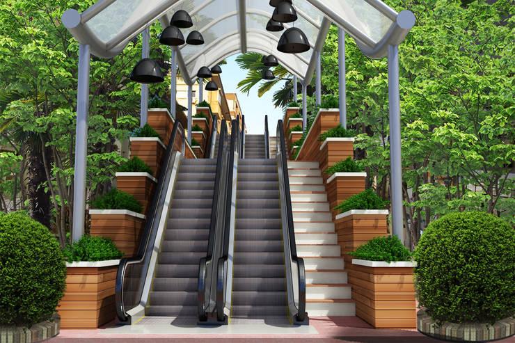 Desse Design Tasarım Uygulama ve Reklam Hizmetleri – 3D Endüstriyel yürüyen asansör merdiven modelleme:  tarz