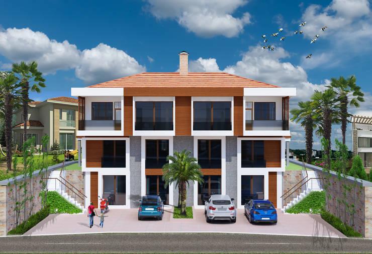 Desse Design Tasarım Uygulama ve Reklam Hizmetleri – 3D villa modelleme:  tarz