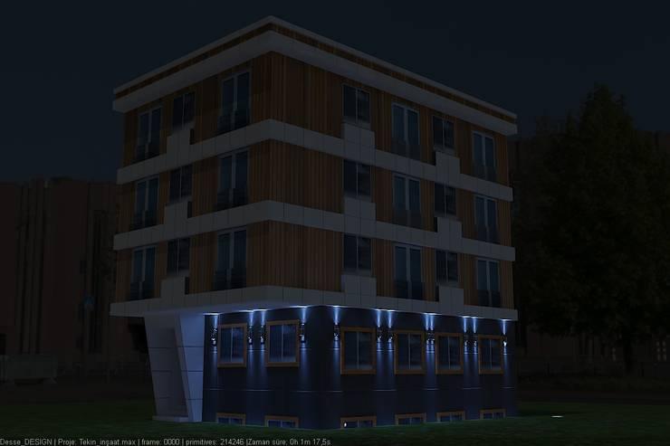 Desse Design Tasarım Uygulama ve Reklam Hizmetleri – 3D dış aydınlatma:  tarz