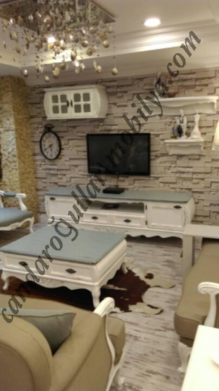 Candaroğulları mobilya – Bahar tv ünitesi:  tarz İç Dekorasyon