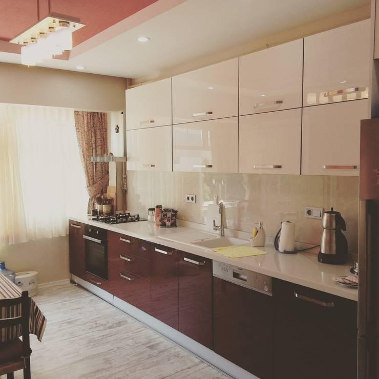 FG Mimarlık – Mutfak Tasarımı ve Uygulamaları :  tarz Mutfak