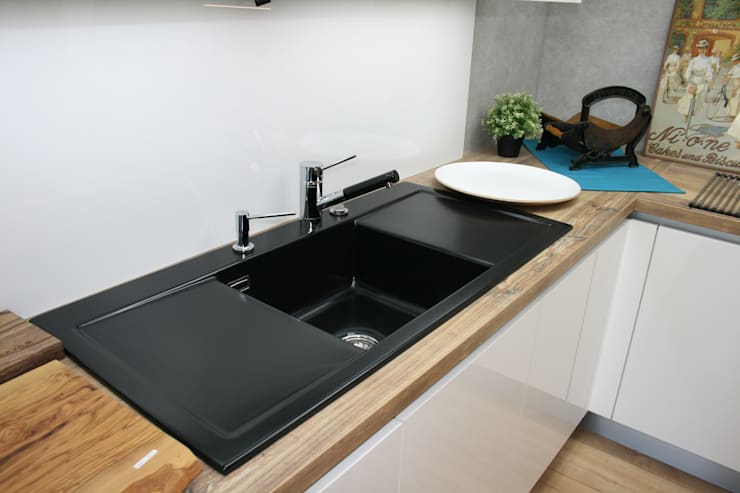 Кухни в . Автор – Ihre Holzmanufaktur