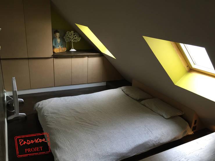 Padeker의  침실