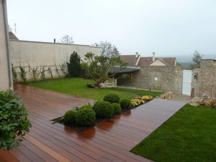 Vườn by Scènes d'extérieur