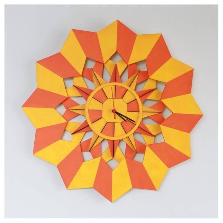 Pisimisi Tasarım Atölyesi – Dekoratif Ürünler:  tarz İç Dekorasyon