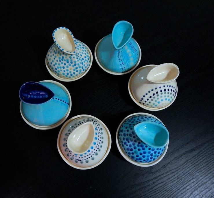 Bowl Tahini: Cocina de estilo  por ManoLatina,