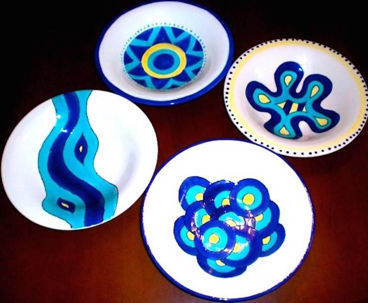 Bowls: Cocina de estilo  por ManoLatina,