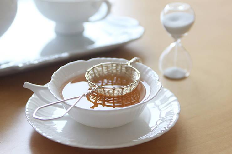 벨로크 Tea Strainer : masion de silk의  주방