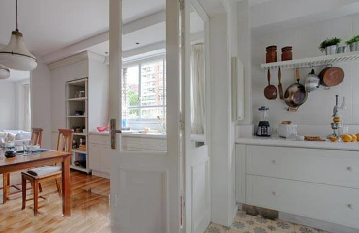 Loreto: Livings de estilo  por FEF Arquitectas
