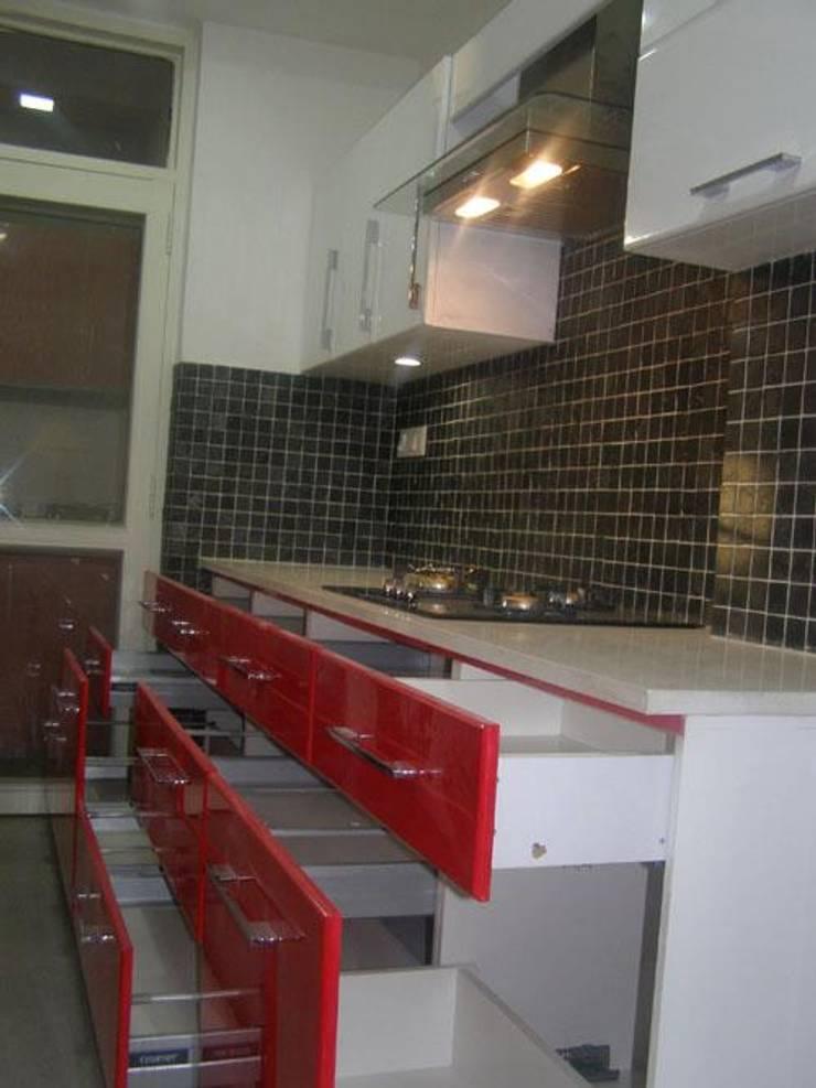 Kitchen At Utopia: modern  by Impetus kitchens,Modern