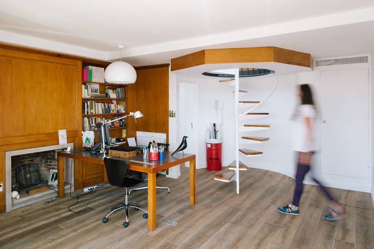 Studeerkamer/kantoor door ImagenSubliminal