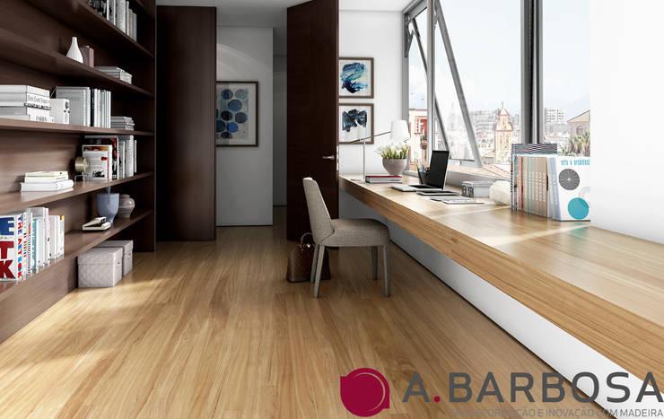 A.Barbosa:  tarz Çalışma Odası