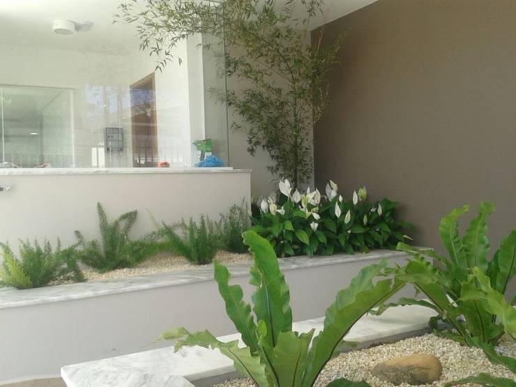 Jardines de estilo  por Eneida Lima Paisagismo , Ecléctico