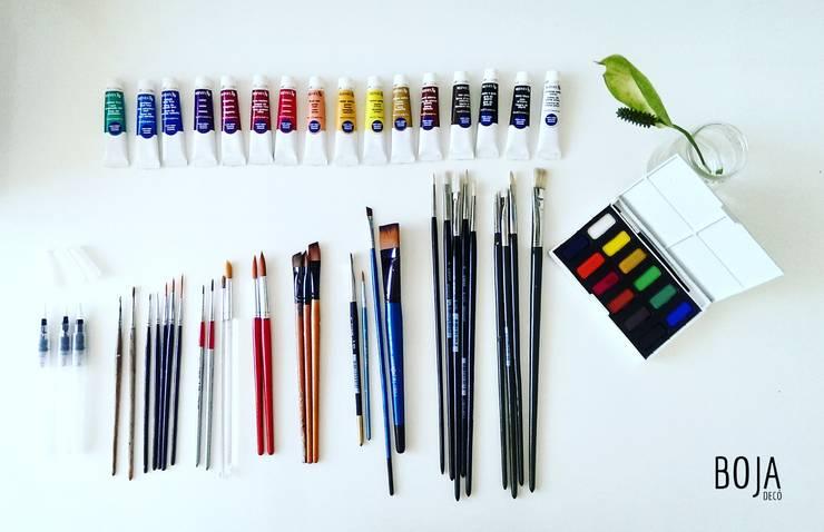 Detalles que marcan la diferencia: Arte de estilo  por BOJA Decó