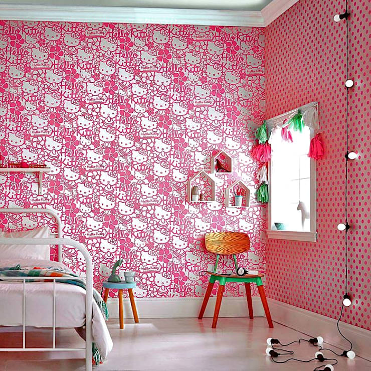 Kids:  Walls & flooring by Redskin Home Decor Pvt Ltd