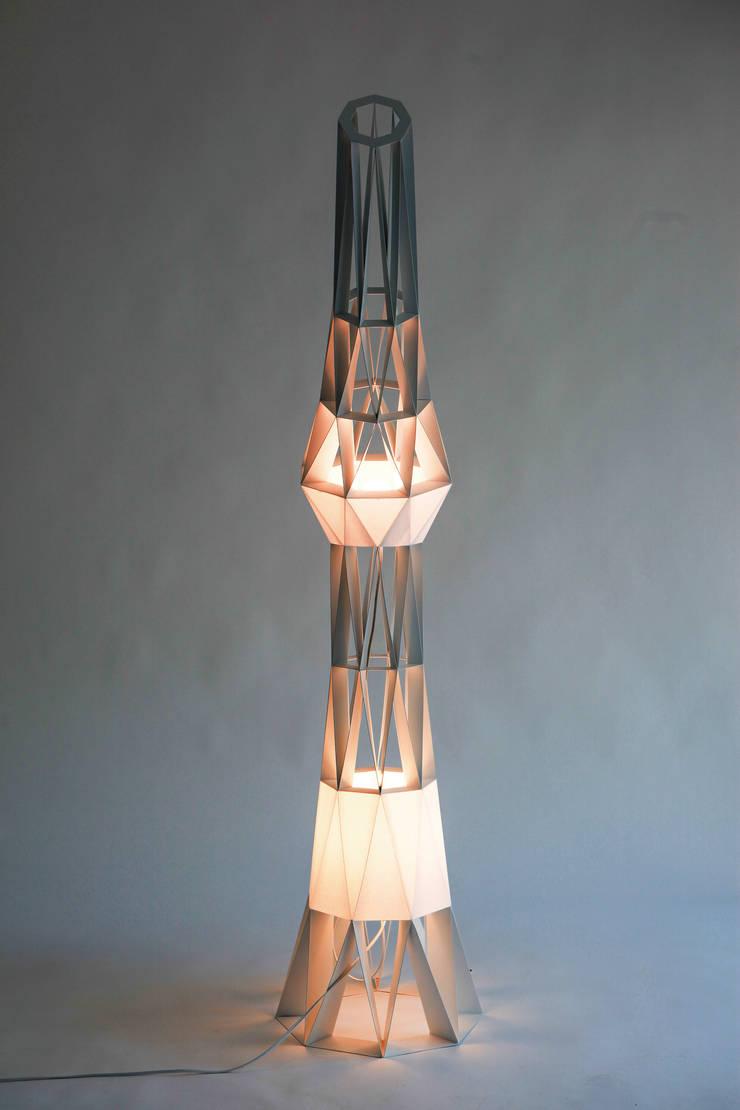 FRACTAL STAND LAMP 2: 이호기의  거실,
