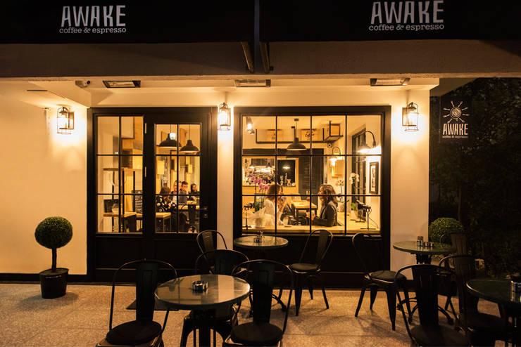 BAGO MİMARLIK  – Awake Coffee & Espresso:  tarz İç Dekorasyon