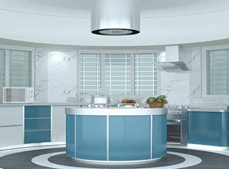 Interior designs:  Kitchen by my home worker,Modern