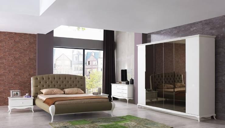 Rosso Home – Art Yatak Odası Takımı: modern tarz , Modern