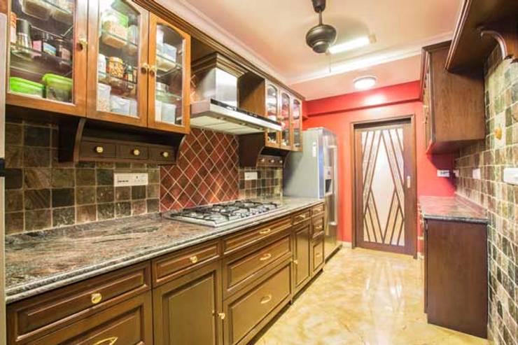 Interior designs: modern Kitchen by Studio Vibes