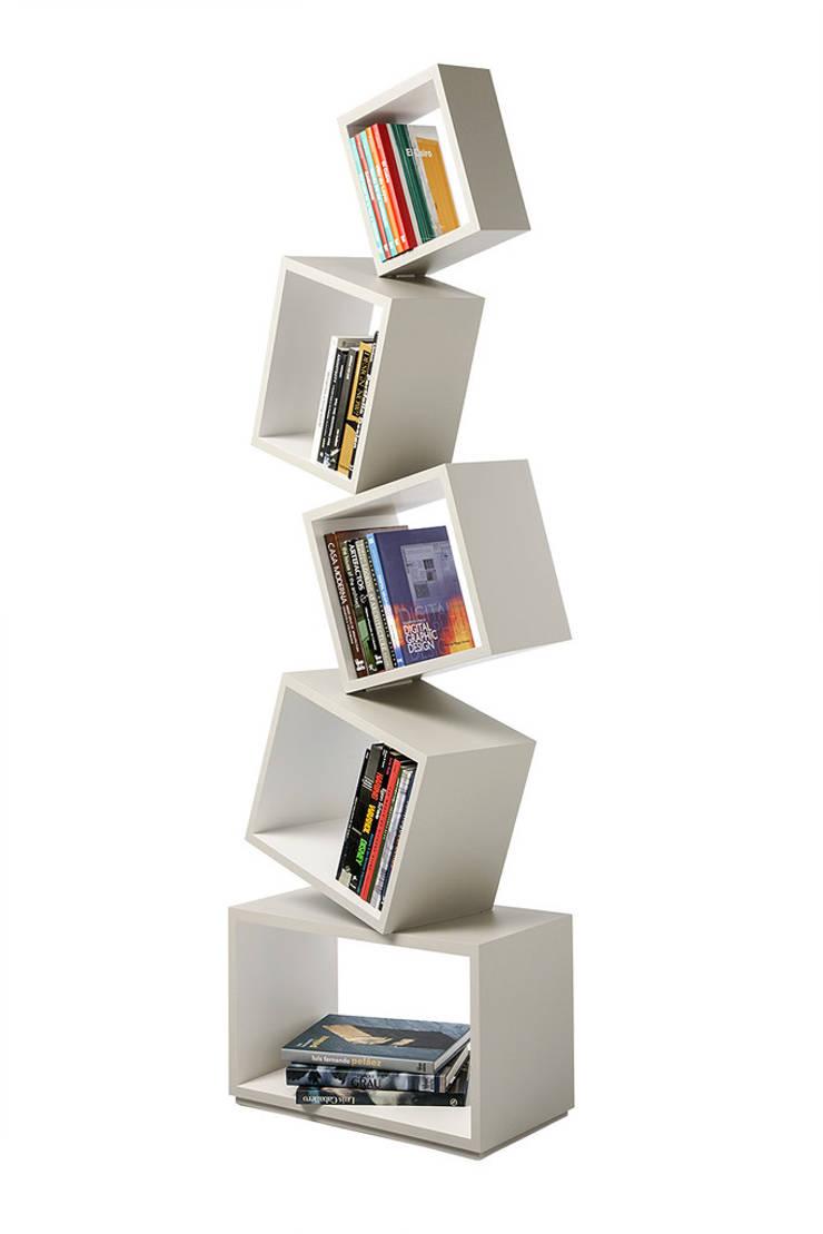 Studeerkamer/kantoor door Malagana Design