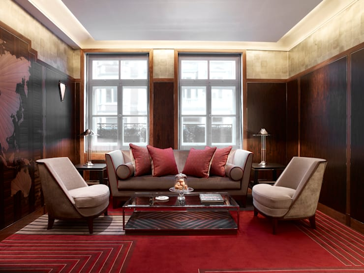 Hotels by LINLEY London