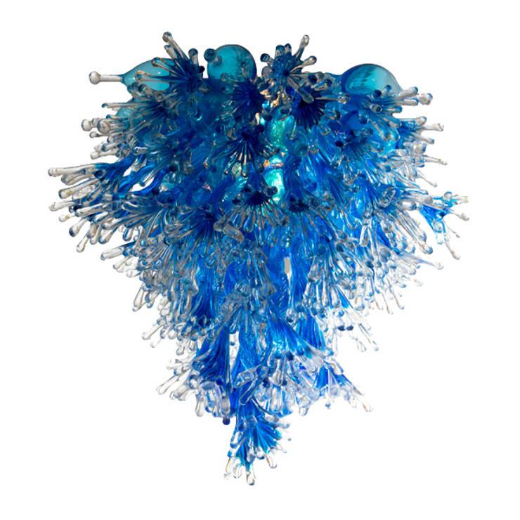 Lámparas: Comedor de estilo  por vizz glass