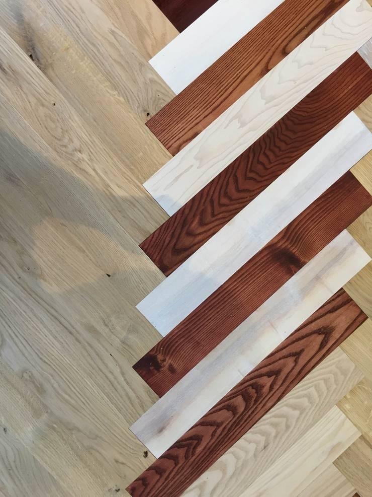 Colored Wood Flooring In Glasgow And Edinburgh Showrooms Por