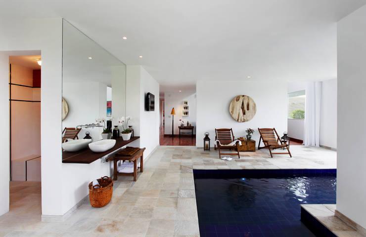 Spa by Carlos Salles Arquitetura e Interiores