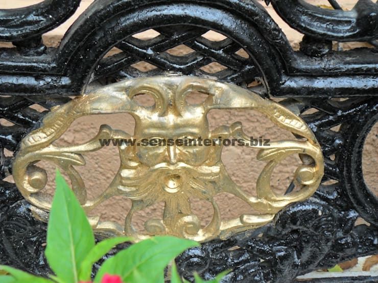 Iron Work Designs:  Artwork by Sense Interiors