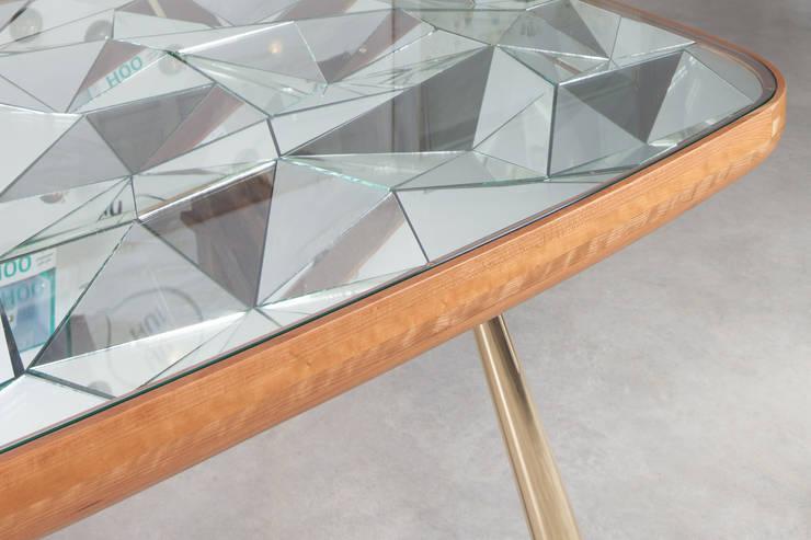 Detail: Sala de estar  por Andre Teoman Studio