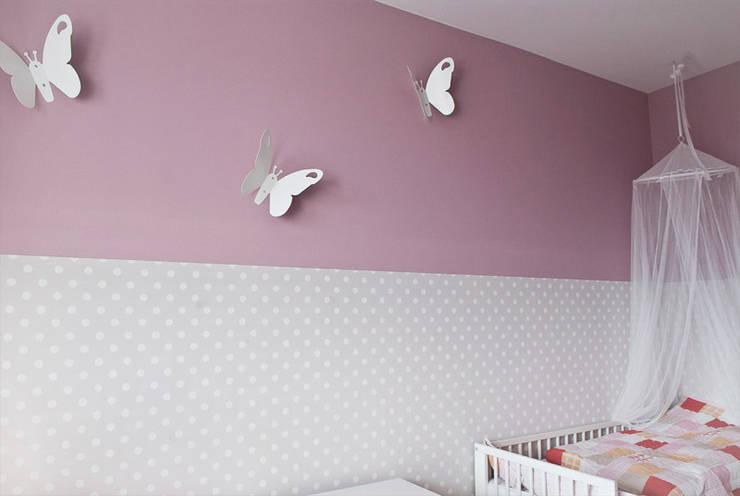 MIESZKANIE KATOWICE: styl , w kategorii Pokój dziecięcy zaprojektowany przez Projektowanie Wnętrz Agnieszka Noworzyń