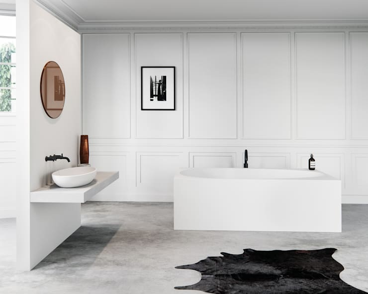 modern Bathroom by Vallone GmbH