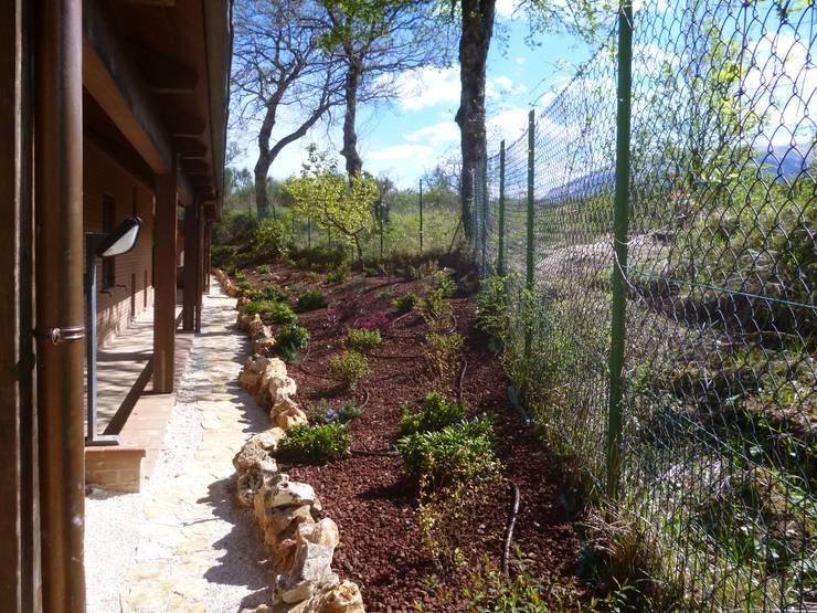 Projekty,  Ogród zaprojektowane przez Studio Botanico Ventrone Dr. Fulvio