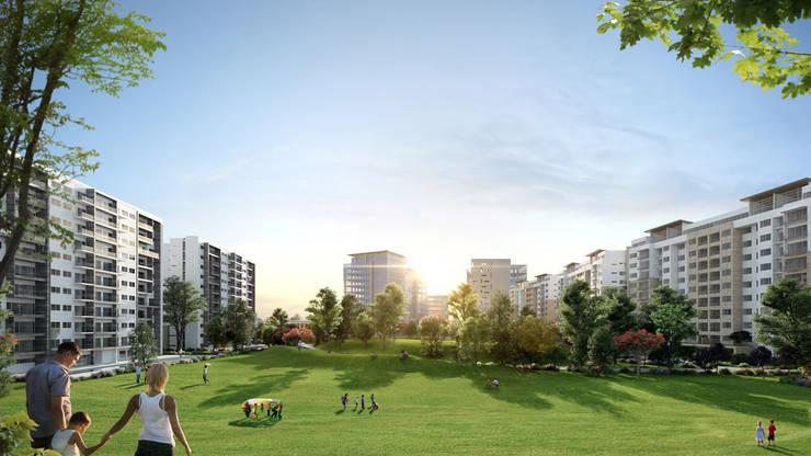 Vía Montejo : Casas de estilo  por Grow Arquitectos