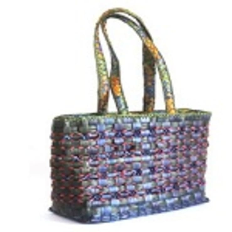 Handmade Bags:  Artwork by Alyth Creations